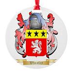 Wheatley 2 Round Ornament
