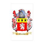 Wheatley 2 Sticker (Rectangle 10 pk)