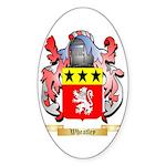 Wheatley 2 Sticker (Oval 50 pk)
