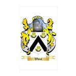 Wheat Sticker (Rectangle 50 pk)