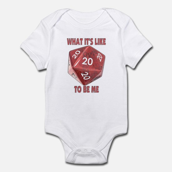 What It's Like To Be Me Infant Bodysuit