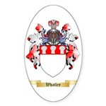 Whatley Sticker (Oval 50 pk)