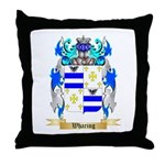 Wharing Throw Pillow