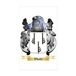Whally Sticker (Rectangle 50 pk)