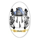 Whally Sticker (Oval 50 pk)