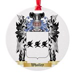 Whalley Round Ornament