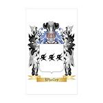 Whalley Sticker (Rectangle 50 pk)