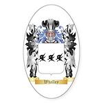 Whalley Sticker (Oval)