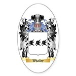 Whalley Sticker (Oval 50 pk)