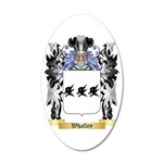 Whalley 35x21 Oval Wall Decal