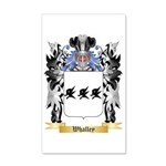 Whalley 35x21 Wall Decal