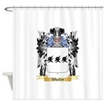 Whalley Shower Curtain