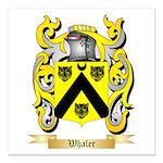 Whaler Square Car Magnet 3