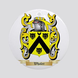 Whaler Round Ornament