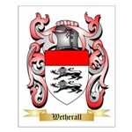 Wetherall Small Poster