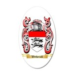 Wetherall 20x12 Oval Wall Decal