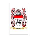 Wetherall 20x12 Wall Decal