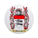 Wetherall Round Ornament