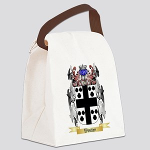 Westley Canvas Lunch Bag