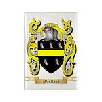 Westlake Rectangle Magnet