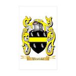 Westlake Sticker (Rectangle 10 pk)