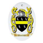 Westlake Oval Ornament