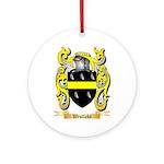 Westlake Round Ornament