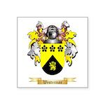 Westerman Square Sticker 3