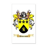 Westerman 20x12 Wall Decal