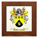 Westerman Framed Tile