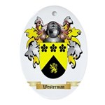 Westerman Oval Ornament