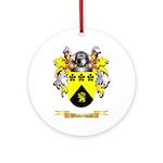 Westerman Round Ornament