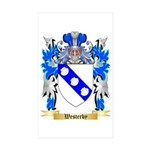 Westerby Sticker (Rectangle 50 pk)
