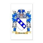 Westerby 20x12 Wall Decal