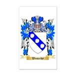 Westerby 35x21 Wall Decal