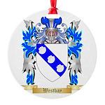 Westbay Round Ornament