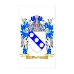 Westbay Sticker (Rectangle 10 pk)