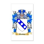 Westbay 35x21 Wall Decal