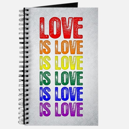 Love is Love is Love Journal
