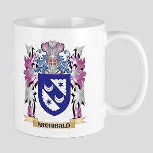 Archibald Coat of Arms (Family Crest) Mugs