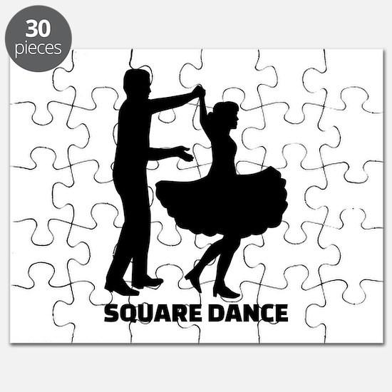 Square dance Puzzle
