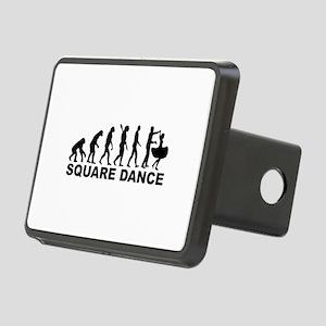 Evolution square dance Rectangular Hitch Cover