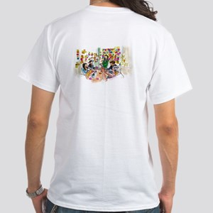 Design Thinking Men's White T-Shirt