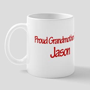 Proud Grandmother of Jason Mug