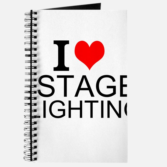 I Love Stage Lighting Journal
