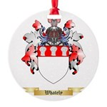 Whately Round Ornament