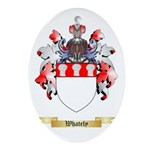 Whately Oval Ornament
