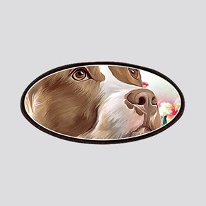Pit Bull Painting Patch