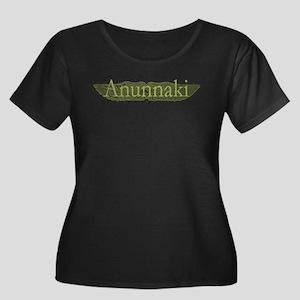 anunnaki wings 3 Plus Size T-Shirt