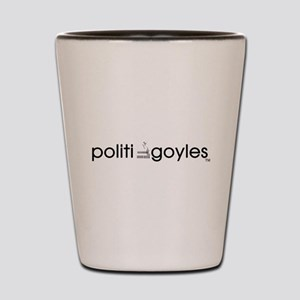 Politigoyles Shot Glass